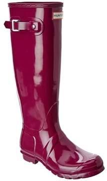 Hunter Women's Original Tall Gloss Boot.