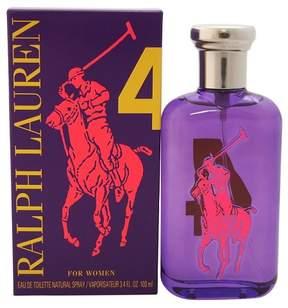 The Big Pony Collection # 4 by Ralph Lauren Eau de Toilette Women's Spray Perfume - 3.4 fl oz