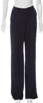 Calvin Klein Collection Mid-Rise Wide-Leg Pants w/ Tags