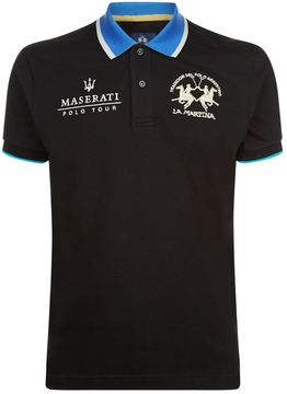 La Martina Maserati Tour Polo Shirt