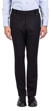 Christian Dior Men's Slim Fit Dress Trousers Pants Black.