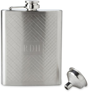 Asstd National Brand Personalized Stainless Steel Flask