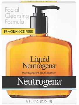 Neutrogena Liquid Facial Cleanser Fragrance Free