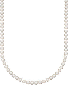 Belle de Mer Pearl Necklace, 16 14k Gold Aa Akoya Cultured Pearl Strand (7-7-1/2mm)