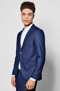 boohoo Super Skinny Fit Suit Blazer