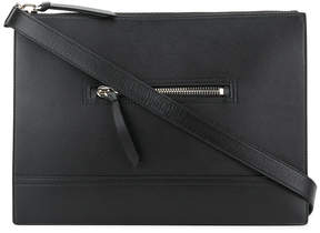 Givenchy flat messenger bag