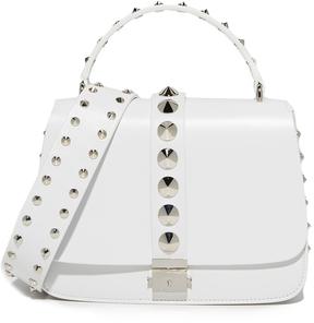 Michael Kors Mia Shoulder Bag - OPTIC WHITE - STYLE