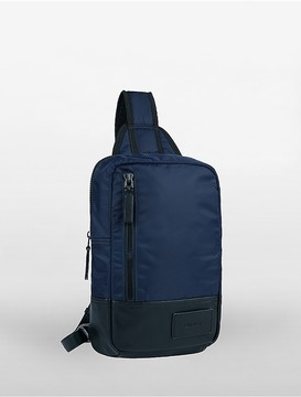 Calvin Klein Two-Tone Sling Backpack