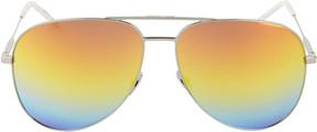 Saint Laurent Rainbow Classic Aviator Sunglasses