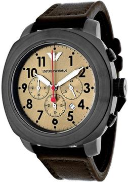 Giorgio Armani Sportivo Collection AR6055 Men's Stainless Steel Watch
