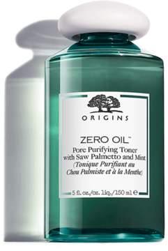 Zero OilPore Purifying Toner with Saw Palmetto & Mint