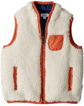 Splendid Littles Reversible Sherpa Vest Boy's Vest