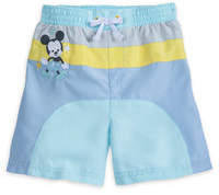 Disney Mickey Mouse Swim Trunks for Baby