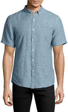 Farah Men's Short Sleeve Sportshirt