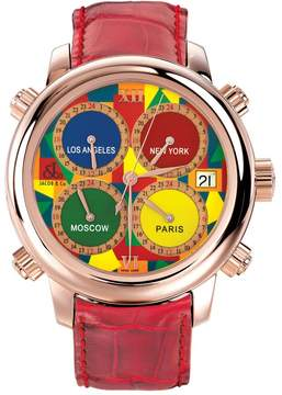 Jacob & co H24 Five Time Zone Automatic H24TRG