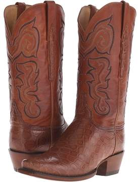Lucchese L4177 Cowboy Boots