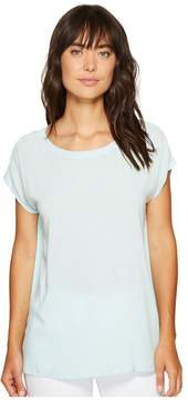 Allen Allen Square Top Blouse Women's Blouse