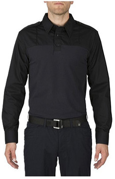 5.11 Tactical Men's Taclite PDU Rapid Long Sleeve Shirt - Short