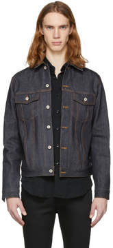 Naked & Famous Denim Denim Indigo Classic Fit Denim Jacket
