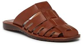 GBX Closed Toe Slider Sandal