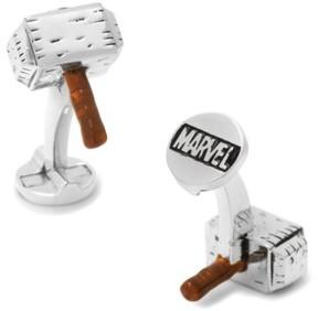 Cufflinks Inc. Men's Cufflinks, Inc. Marvel Thor Hammer Cuff Links