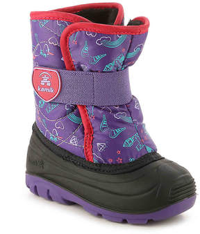 Kamik Girls Snowbug 4 Toddler Snow Boot
