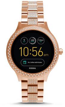 Fossil Gen 3 Smartwatch - Q Venture Rose Gold-Tone Stainless Steel
