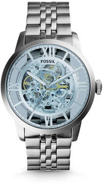 Fossil Townsman Automatic Stainless Steel Watch