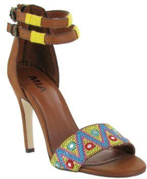 Mia Rama Ankle Strap Sandals