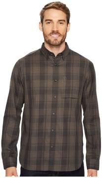 Fjallraven Ovik Flannel Shirt Men's Long Sleeve Button Up