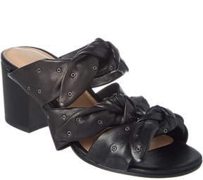 Pour La Victoire Amal Leather Sandal