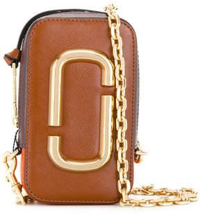 Marc Jacobs Snapshot crossbody bag - BROWN - STYLE