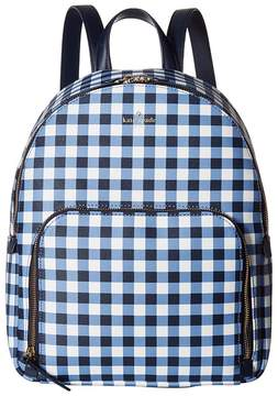 Kate Spade Hyde Lane Gingham Hartley Handbags