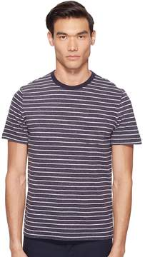 Jack Spade Short Sleeve Striped Tee