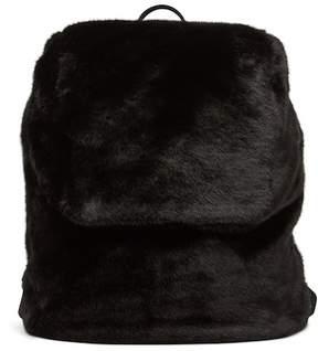 Puma FENTY by Rihanna Faux Fur Backpack
