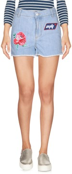 Au Jour Le Jour Denim shorts