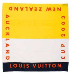 Louis Vuitton World Cup Scarf