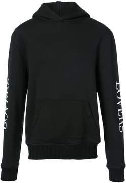 Amiri Lovers back-print hoodie