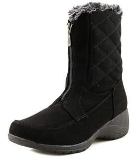 Khombu Angie Round Toe Synthetic Winter Boot.