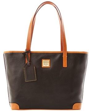Dooney & Bourke Pebble Grain Charleston Bag - BLACK - STYLE