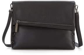 MICHAEL Michael Kors Hammitt VIP Studded Fold-Over Cross-Body Bag