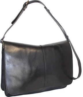 Nino Bossi Peyton Leather Shoulder Bag (Women's)