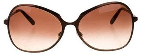 Paul Smith Oversize Tinted Sunglasses