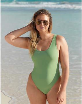 aerie Super Scoop One Piece Swimsuit