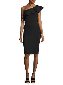 Susana Monaco Women's Heloise One Shoulder Dress