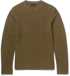 Joseph Ribbed Cashmere Sweater