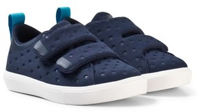 Native Navy Monaco Rubber Velcro Trainers