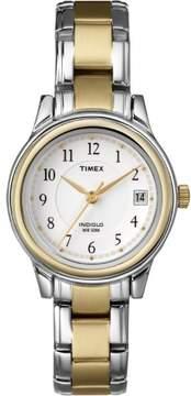 Timex Womens Gold Tone Bracelet Watch