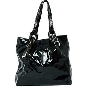 Roger Vivier Black Leather Handbag