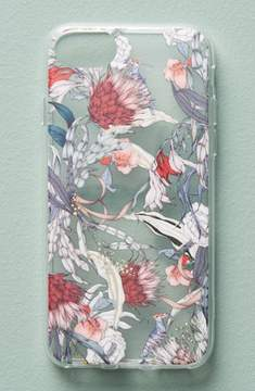 Anthropologie Sketched Songbird iPhone 6/6s/7/8 Case